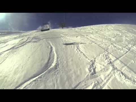 Skiing sierra nevada spain 2013 (dave hyde)