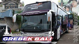 Bangkitkan Pariwisata Indonesia ll Grebek Bali Konco Penak ll Part 01