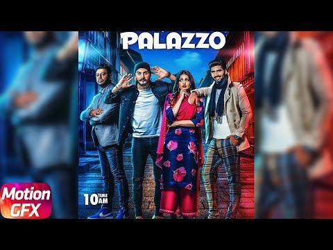 Motion Poster|Palazzo|kulwinder Billa & Shivjot|Aman Hayer |Himanshi Khurana|Releasing 28th Nov 2017