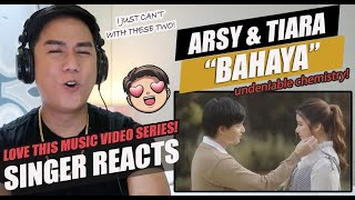 Download Arsy Widianto, Tiara Andini - Bahaya | SINGER REACTION
