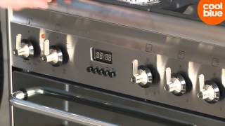 Smeg SNL60 fornuis productvideo (NL/BE)