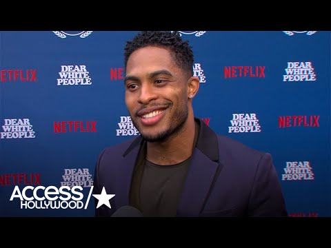 'Dear White People': Brandon P. Bell On Why He Wanted To Revisit Playing Troy  Access Hollywood