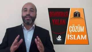 Ahmet Sapa: Demokrasinin Mülk Edinme Hürriyeti İslam'a Aykırıdır!