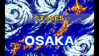 King of the Monsters (Arcade/Neo-Geo) - Longplay
