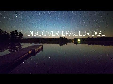 Discover Bracebridge - 4k Time-Lapse
