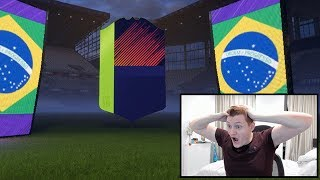 INSANE PATH TO GLORY PACK OPENING!!! FIFA 18 Ultimate Team