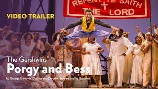 PORGY AND BESS at Lyric Opera of Chicago November 17 - December 20