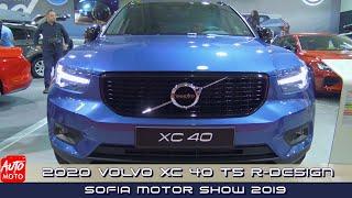 2020 Volvo XC40 T5 R-Design - Exterior And Interior - Sofia Motor Show 2019