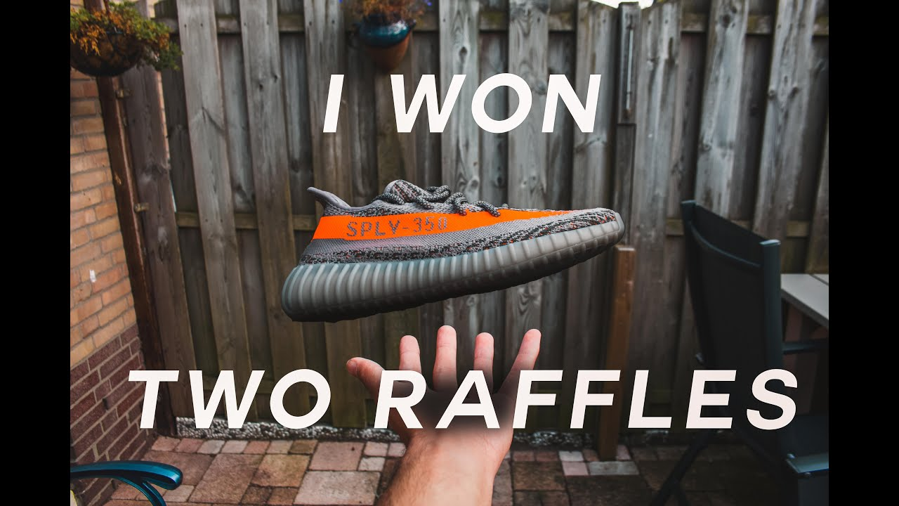 ea4f06359998af I WON TWO YEEZY RAFFLES AT PATTA AMSTERDAM AND BASKETS! - YouTube