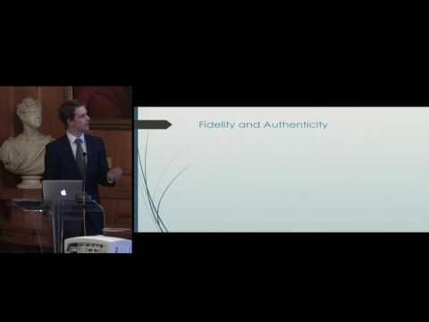 Arron Gill: Simulation and Education in Robotic Surgery
