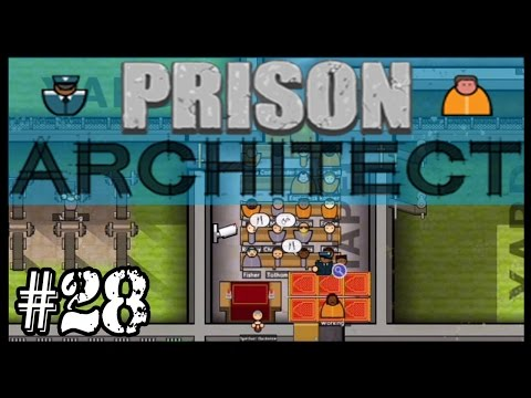 More Dorms! | Prison Architect Part 28