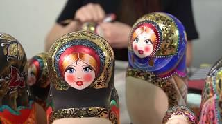 Народные художественные промыслы России | Малый бизнес большого города