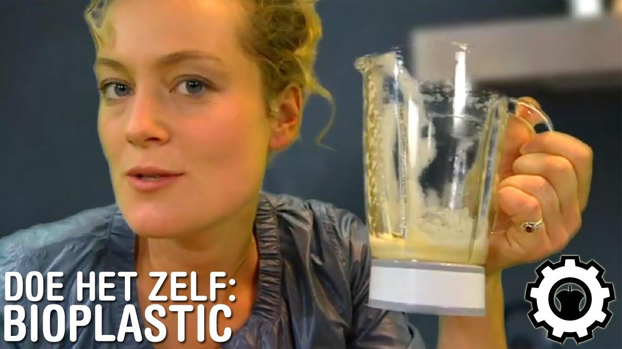 Het klokhuis doe het zelf bioplastic youtube for Zwemvijver doe het zelf