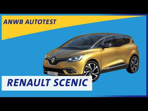 ANWB test Renault Scenic