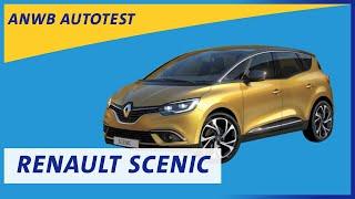 ANWB test Renault Scenic
