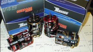 Surpass Rocket V4 Brushless Motors. Blasts to the top?