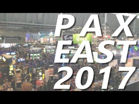 BIGJIGGLYPANDA DOES PAX EAST 2017