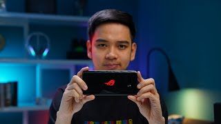 Rasanya pake HP PALING KENCANG di Indonesia - Review Asus RoG Phone 3.