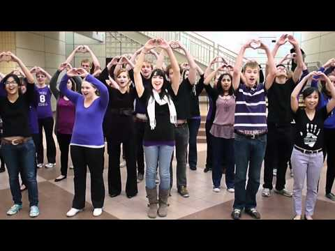 FoMSC Flash Mob (University of Western Ontario)