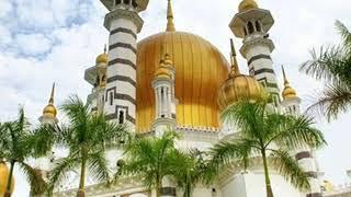 МЕЧЕТЬ УБУДИЯ Малайзия Куала Кангсар музыка исламская духовная автор клипа Зоя Боур-Москаленко