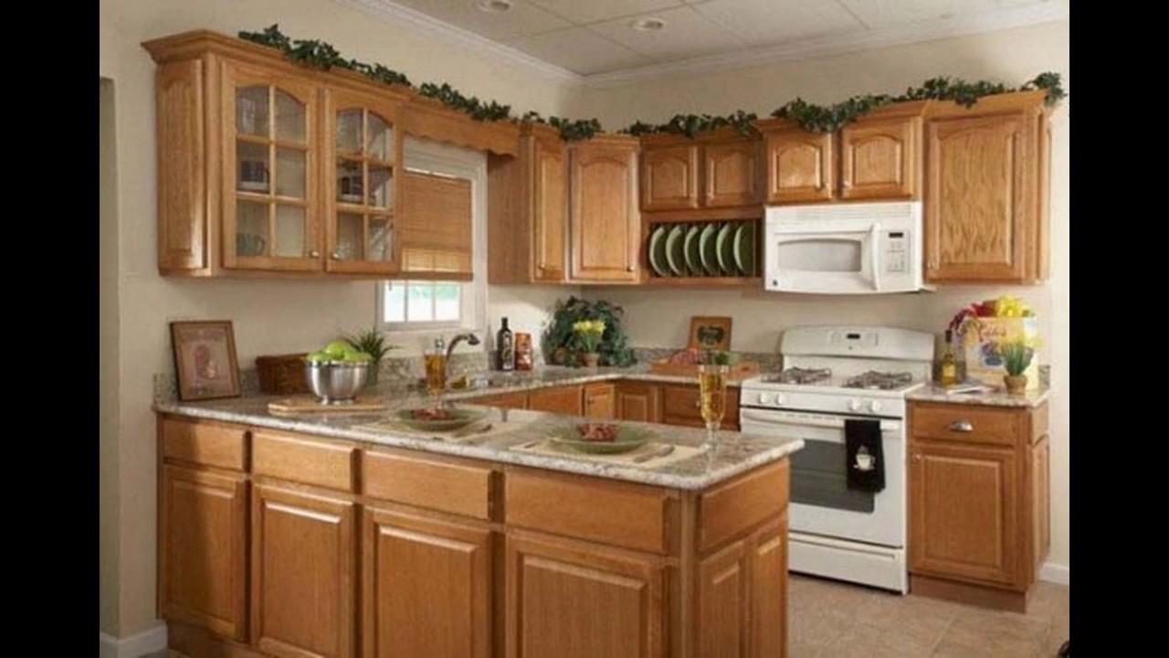 Arriba de las ideas de decoraci n del gabinete de cocina for Decoracion de gabinetes de cocina