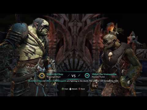 Middle Earth: Shadow of War - Overkill Achievement/Trophy Guide