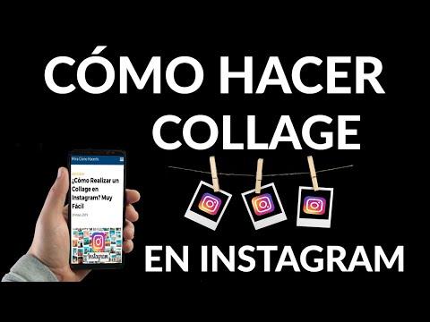 Cómo Hacer un Collage en Instagram