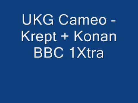 UKG Cameo- Krept + Konan BBC 1Xtra Part 1