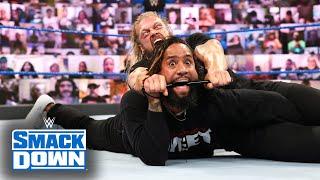 ЛОВУШКА WWE SMACKDOWN 02 07 2021