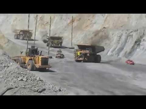 Minera Doña Ines De Collahuasi, Iquique, Chile