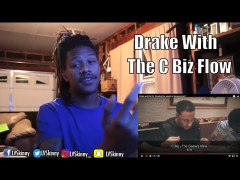 Is Drake Stealing His Sound From The UK ? (Reaction Video)