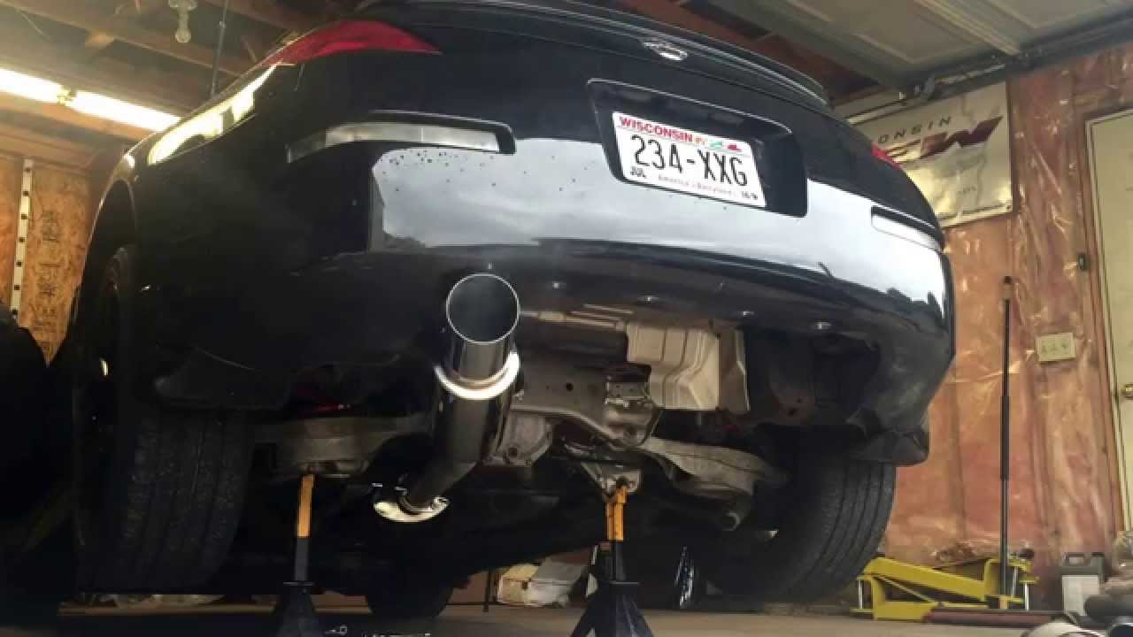 Isis single exhaust - Page 4 - MY350Z COM - Nissan 350Z and