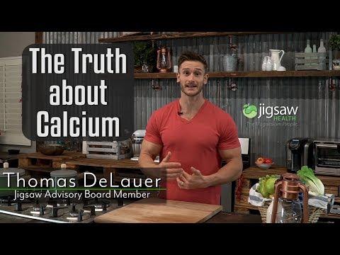 The Truth About Calcium | #ScienceSaturday