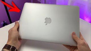 Купил Самый Дешевый Macbook Air 13.3