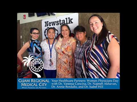 """""""Your Healthcare Partners"""" on K-57: GRMC Commemorates Women Physicians Day"""