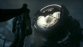 Batman Arkham Knight - Defeated - Breaking Benjamin