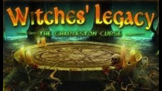 Witches Legacy-The Charleston Curse: My First Twitch Stream