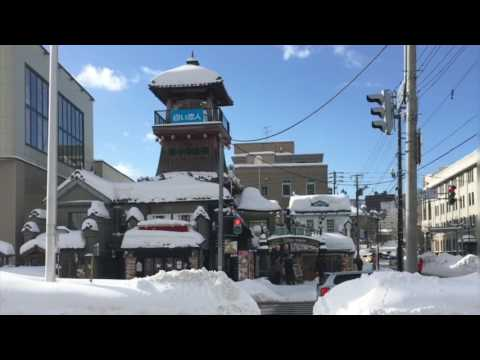 2017 The Journey of Hokkaido 北海道の旅