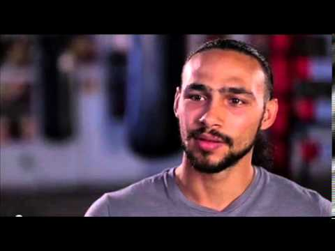 Keith Thurman Talks about being DUCKED