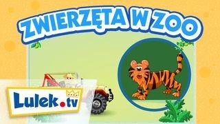 Lulek jedzie do ZOO I Rymowanki dla dzieci I Lulek.tv