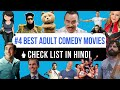 #4 Check list Of Best adult comedy Movies | Top 10 Adult comedy Movies in Hollywood | Blue Pirates
