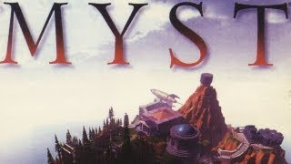 Classic Game Room - MYST review for Sega Saturn