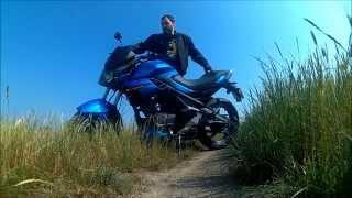 [HD] Test i prezentacja Junak RS 125 | motocykle-125.com.pl