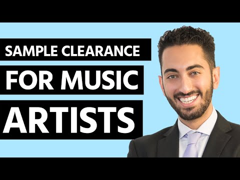 Sample Clearance for Music Artists - YouTube