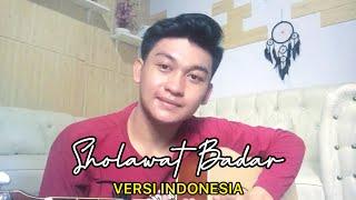 Sholawat Badar Versi Indonesia By Fajar Rosid (Akustik)