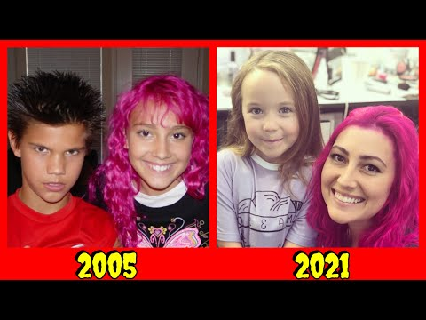 Sharkboy and Lavagirl Then And Now | Epic Stars