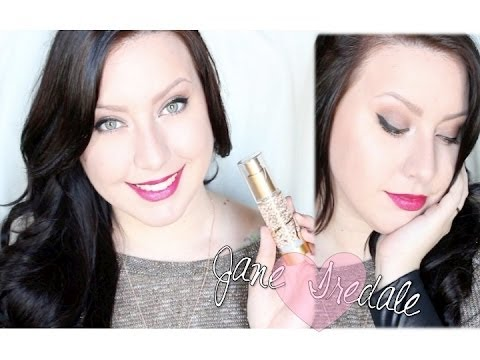 ♡ Jane Iredale Liquid Minerals Foundation Review & Demo ♡