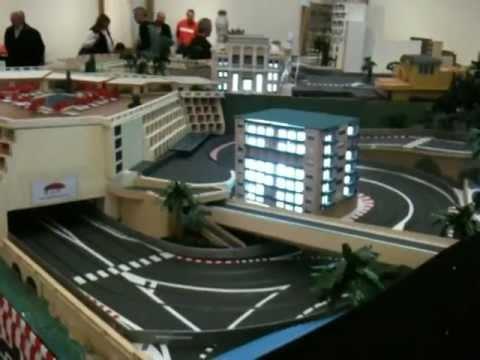 Maqueta Monaco Circuito Slot - por Sebastian Aued