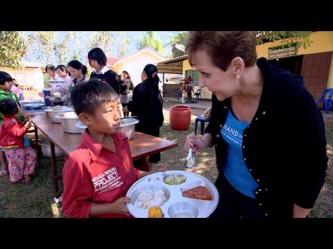 L'incroyable histoire de Somded avec Hand of Hope  en Thaïlande !