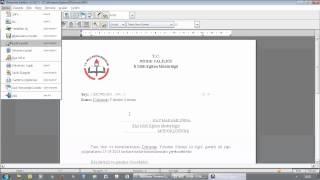 Dys Ders 17 - Resmi Yazı Yazma ve Elektronik İmzalama (Örnek)